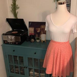 NWT polka dot skirt I28